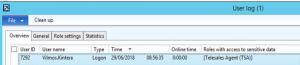 GDPR tool for Microsoft Dynamics AX 2012